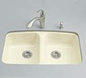 Brookfield™ undercounter kitchen sink
