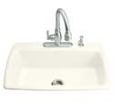 Cape Dory® self-rimming kitchen sink