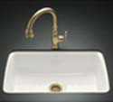 Cape Dory® undercounter kitchen sink