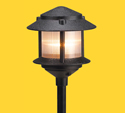 Corona Outdoor Area Lighting