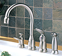 Delta Michael Graves Single Handle Kitchen Faucet