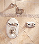 Delta Victorian Jetted Shower System