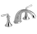 Devonshire® deck-/rim-mount high-flow bath faucet trim