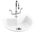 Entertainer Self-rimming Sink