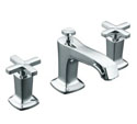 Margaux� widespread lavatory faucet with cross handles