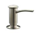 Soap/lotion dispenser with Contemporary design