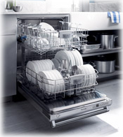 Thermador Dishwasher Full View