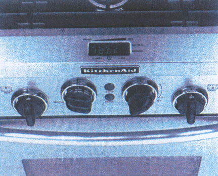 KitchenAid® Dual Fuel Ranges Feature A Gas Cooktop And An Electric  Convection Oven.
