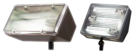 Flood lights and more at Fresno Distributing Company